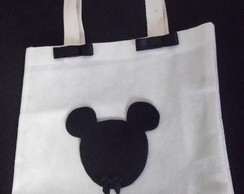 Mini Eco Bag Mickey e Minnie 02
