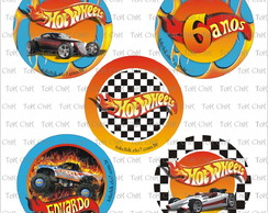 Cj 5 Toppers Hot Wheels (arte)
