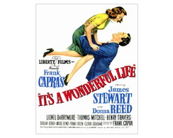 Placa MDF Retrô- Wonderful Life - 439