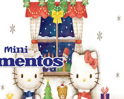 Rótulo Mentos Hello Kitty