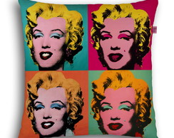Almofada Marilyn Monroe Pop Art