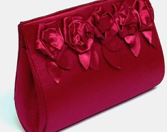 Clutch Pink  Rosas CAC222