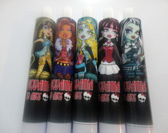 Bisnaga 30g Personalizada Monster High