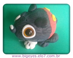 "Porquinho-da-índia "" Mickey Big Eyes """