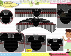 Kit festa Mickey Clean