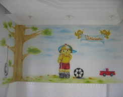 Quarto do Vinicius