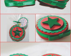 Latinha Mint to Be 5x1 - Tema Natal
