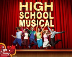 Painel High School Musical