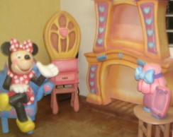 Cenario minnie House