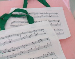 Eco bag musical