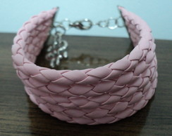 Pulseira Candy Colors - Rosa