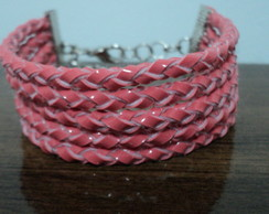 Pulseira Candy Colors - Coral