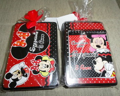 Mini estojo de pintura Minnie