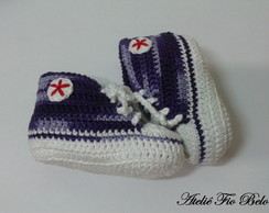 Tênis All Star Baby Roxo