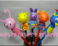 Ponteiras Backyardigans
