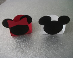 kit 100 Forminhas Mickey ou Minnie