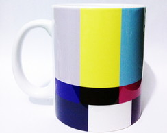 Caneca Color Bar