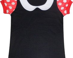 Baby Look da Minnie Infantil