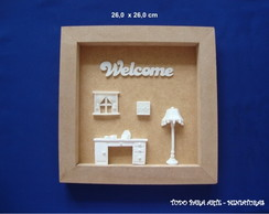 Kit Mdf  Welcome