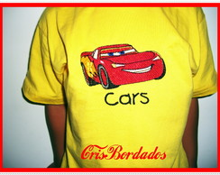 Camisetas bordadas