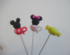 Topper Piquenique Minnie/Mickey