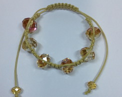 Shambala de cristais light topaz