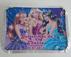 Marmita Barbie Escola de Princesas