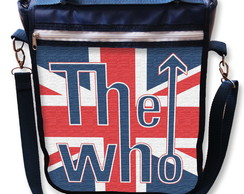Bolsa Notebook The Who