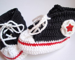 Tenis All Star Baby Preto