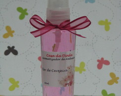 Mini Aromatizador Flor de Cerejeira 60ml