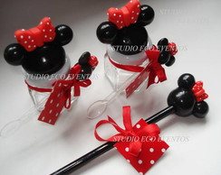 Kit Festa Minnie (Disney Original)
