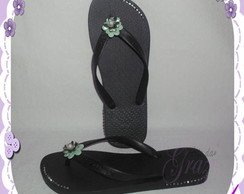 Chinelo ipanema Strass