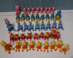 Chaveiros Turma do Backyardigans