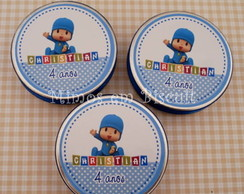 LATINHAS MINT TO BE DO POCOYO