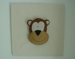 (BD 0025a) Mini painel macaco