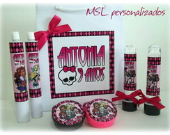 Kit personalizado Monster High