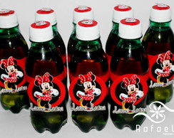 Guaraná em scrap Minnie
