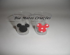 Copinho P/ Doces Minnie e Mickey