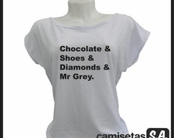 T-shirt Mr Grey