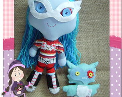Boneca Monster High Ghoulia Yelps