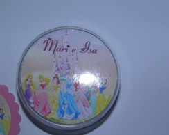 Latinha Mint To Be - Princesas