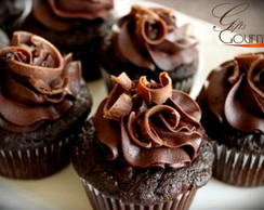 Mini Cupcake puro chocolate