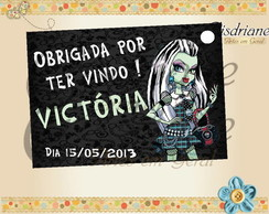Tag Monster High Frank