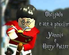 TAG HARRY POTTER LEGO