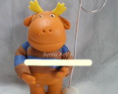 BACKYARDIGANS NA BASE ACRÍLICA