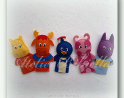 BACKYARDIGANS - Kit 5 unidades