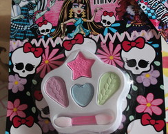 Kit Maquiagem Monster High