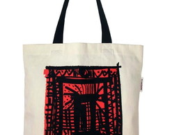Ecobag abstrata