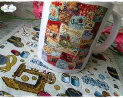Caneca Handcrafted Happy