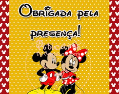 Tag Mickey e Minnie 01